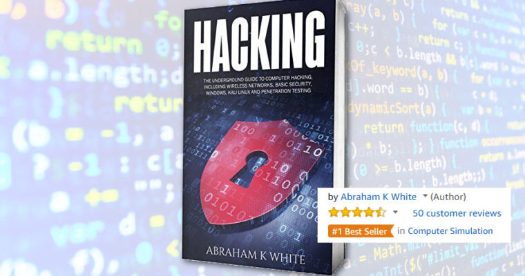 """SoundFridge announces deal to produce audio-book of """"Hacking"""" by Abraham J. White"""