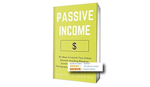 "SoundFridge produces ""Passive Income"" by David J. Green"