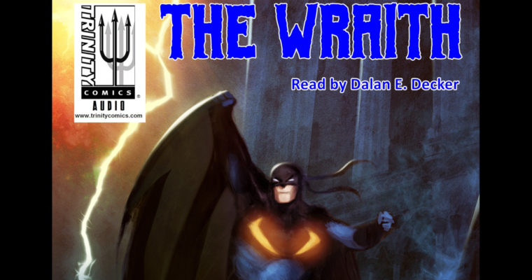 "SoundFridge wraps production on audiobook of ""The Wraith"" by Frank Dirscherl"